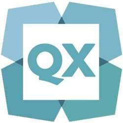 Logo QuarkXPress 2017
