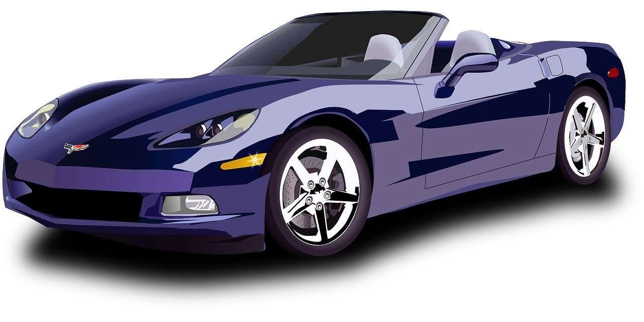 coche vectorizado