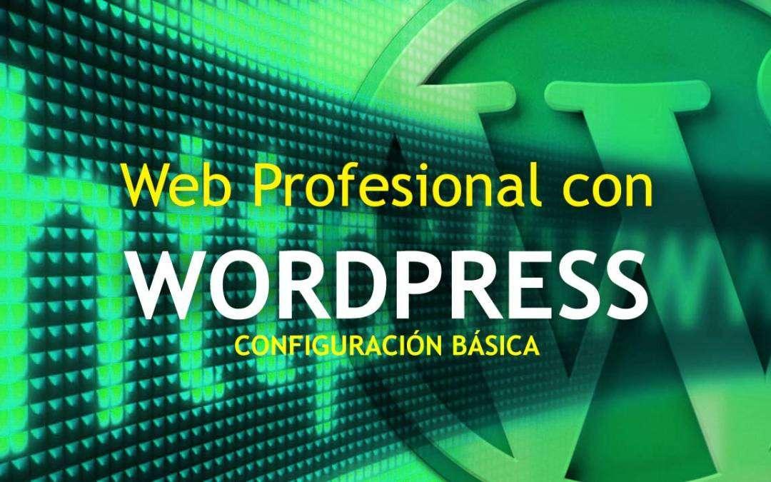Cómo hacer una web profesional – 2