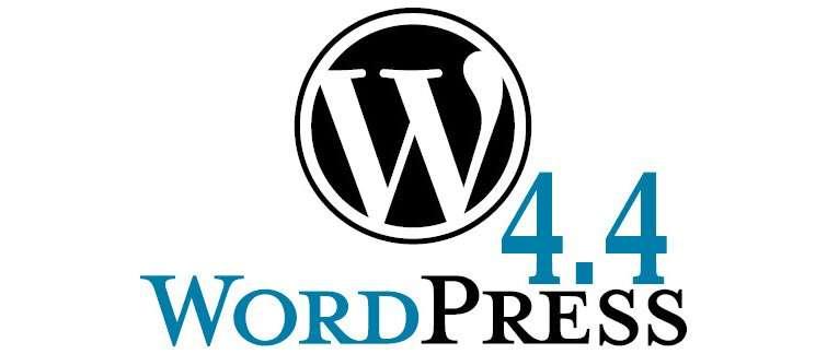 El nuevo WordPress 4.4