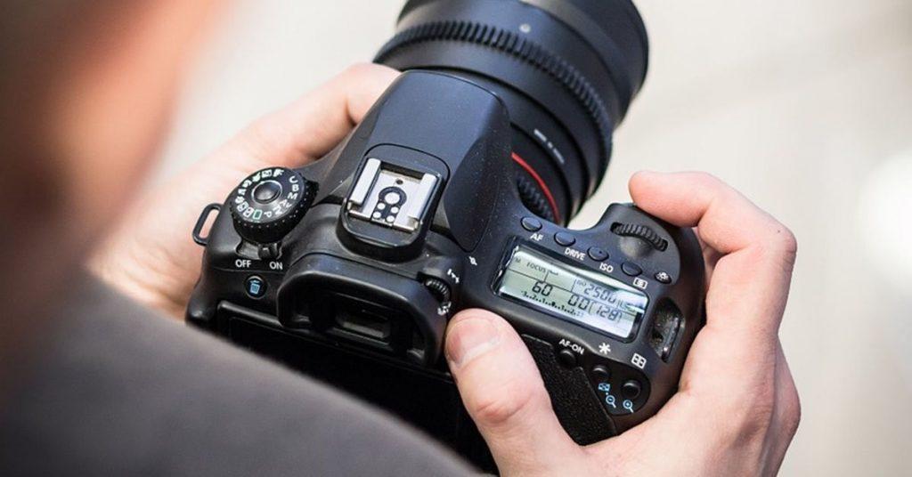 fotografia digital automatico