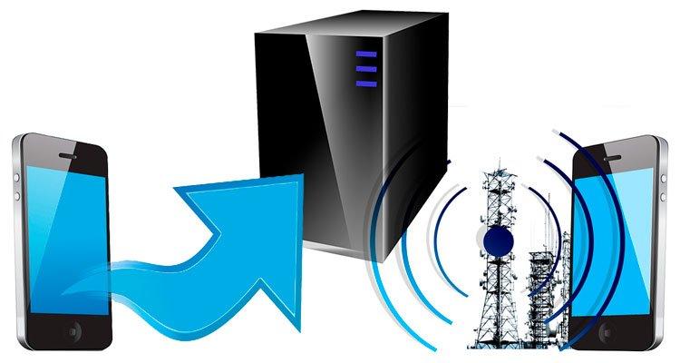fotografías digitales en los servidores
