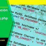 Configuración de wp-config.php (I)