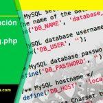 Configuración de wp-comfig.php (II)