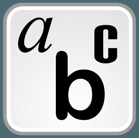 estilo tipografia