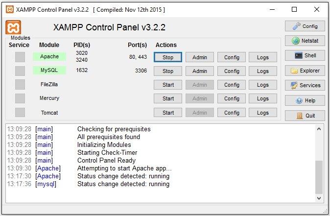 xampp en windows 10 jsolucioncreativa