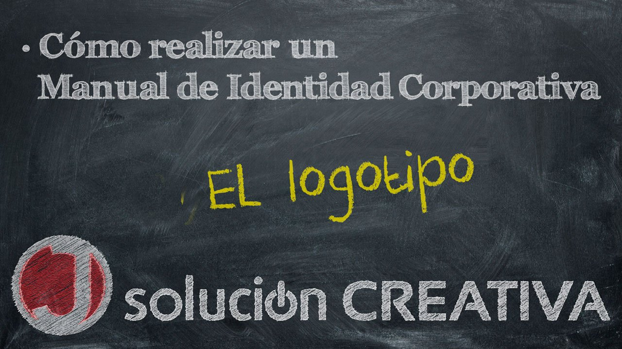 El Logotipo para un Manual de Identidad Corporativa (MIC)