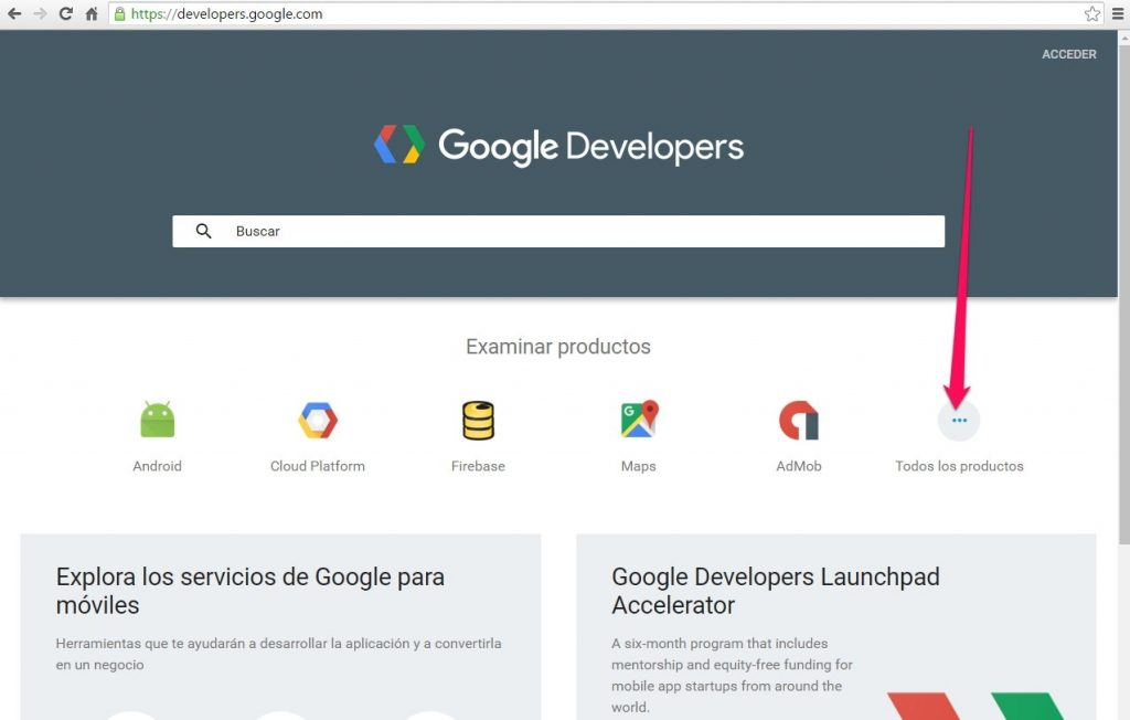 boton de suscripción de youtube developers