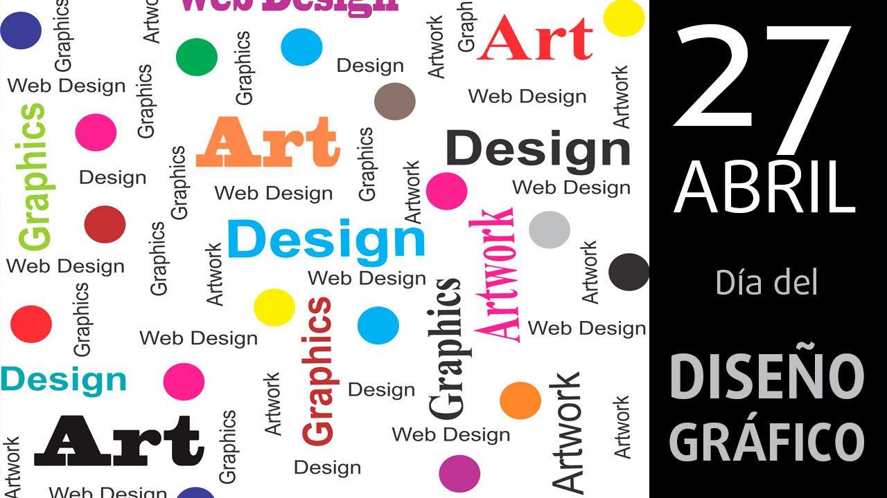 dia del diseño gráfico