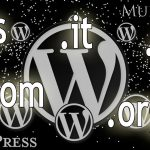 Utilizar dominios en Multisitio de Wordpress