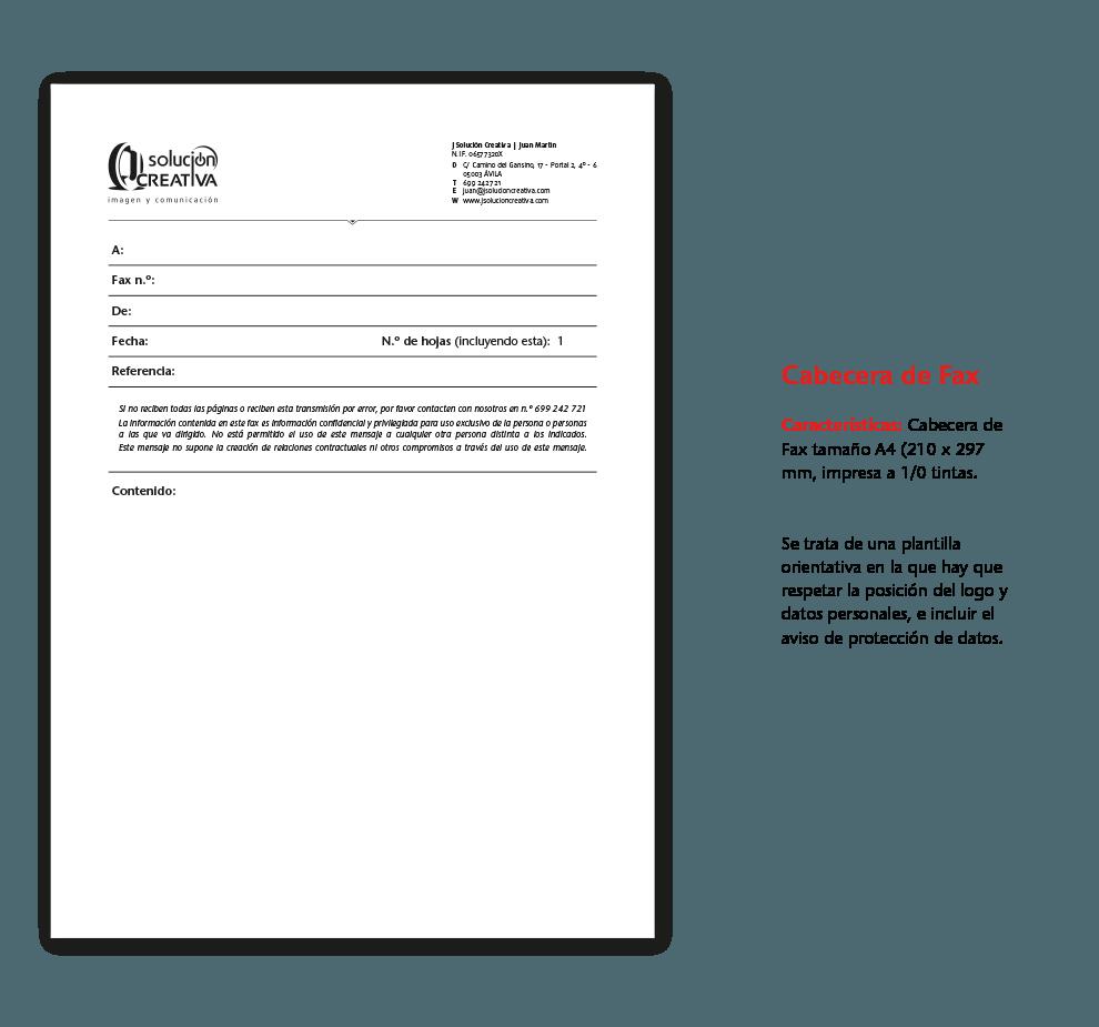 jsolucioncreativa papeleria complementaria fax