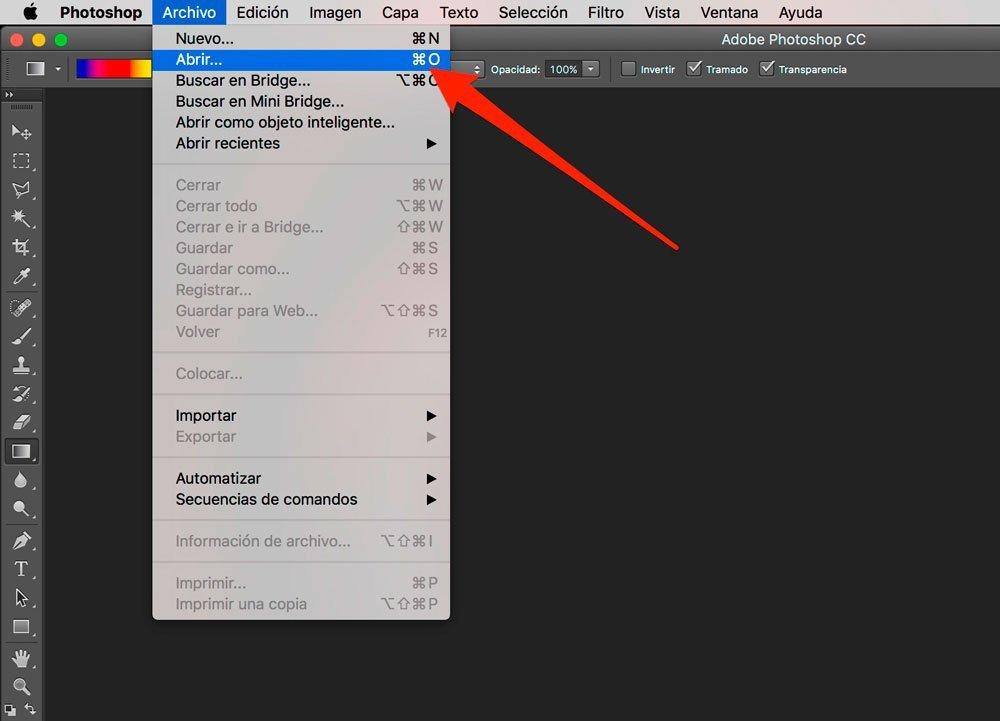 Configuración de Photoshop atajos-de-teclado-1