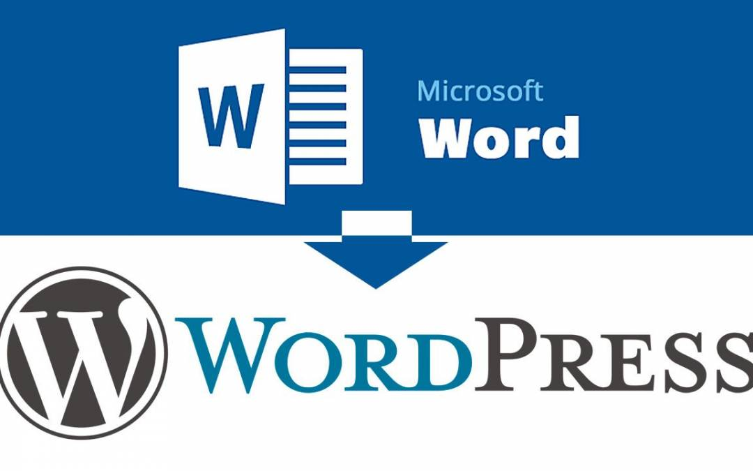 Importar archivos Word a WordPress