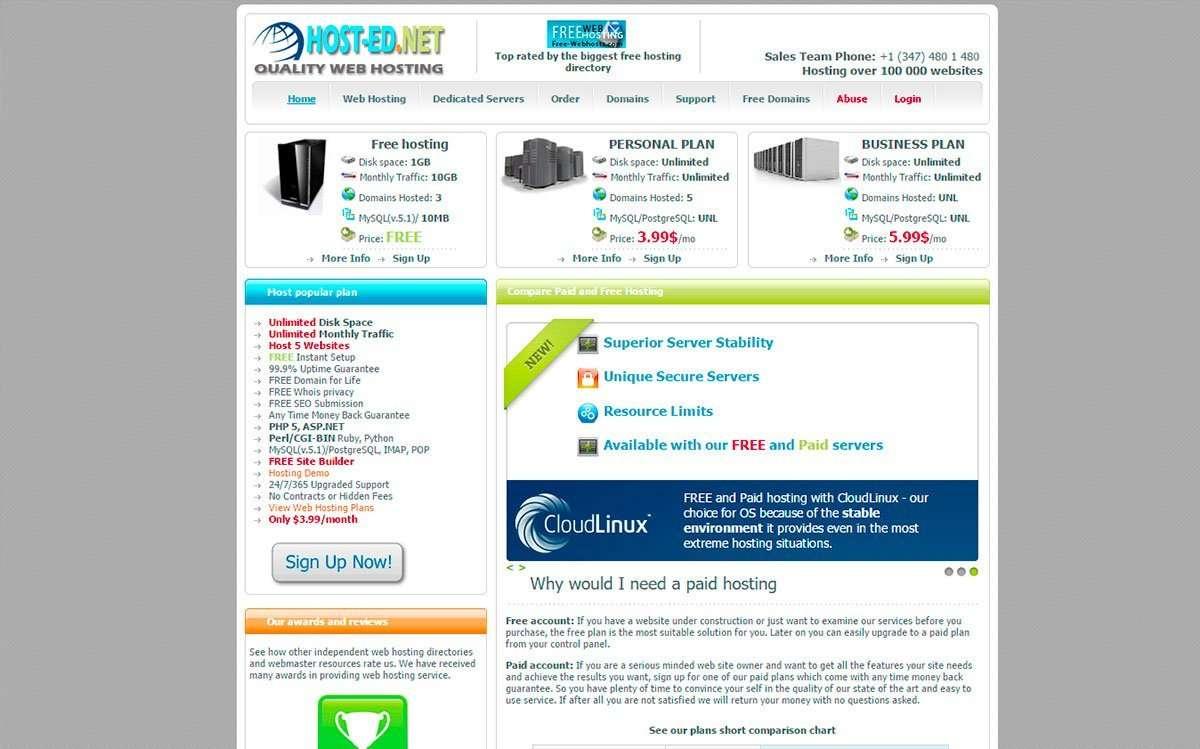 host-ed-web