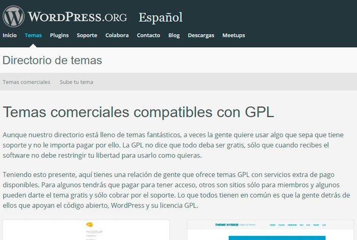 Dónde comprar los mejores temas de Wordpress | J Solución Creativa