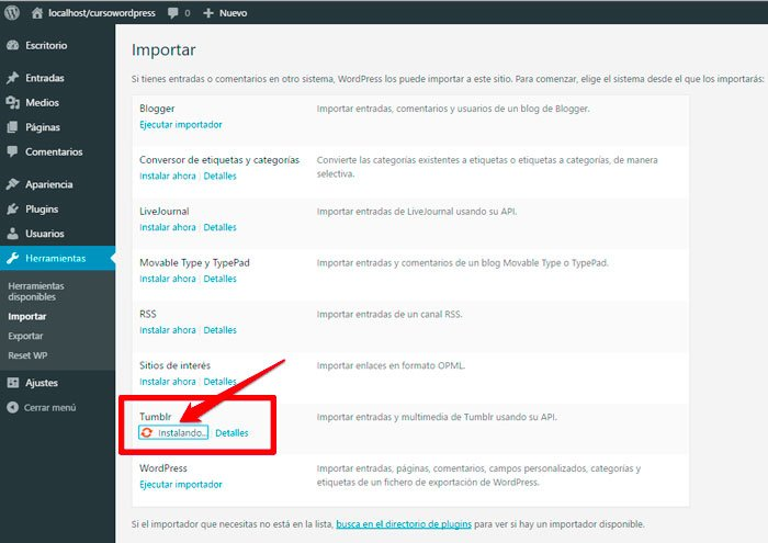 wordpress-46-importacion
