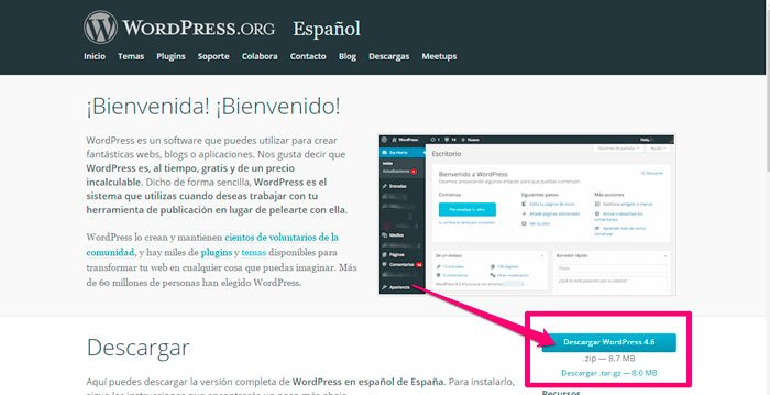 wordpress-de-forma-manual-wordpress