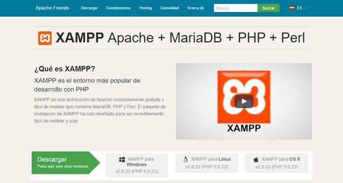 wordpress-de-forma-manual-xampp