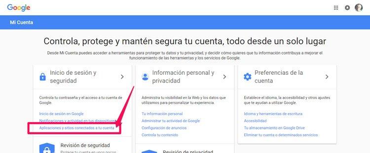 Emails de WordPress con xampp. acceso a aplicaciones