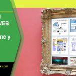 Museo del Diseño Web. Retrospectiva evolutiva de internet
