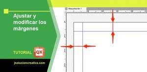 Ajustar y modificar los márgenes en QuarkxPress
