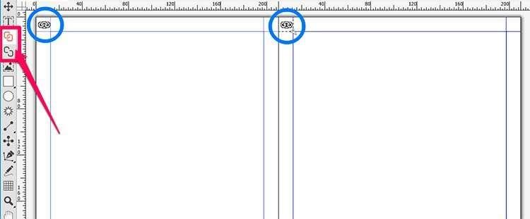 Configurar cajas de texto en QuarkXPress en la maqueta