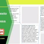 Enlazar cajas de texto en QuarkXPress