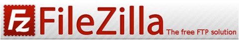 Logo Cliente ftp Filezilla