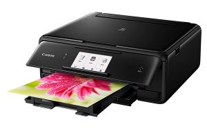 Imprimir fotografías con Canon Pixma TS8050