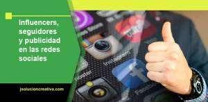 Influencers y publicidad en Redes Sociales