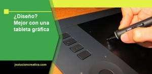 tableta gráfica y diseño