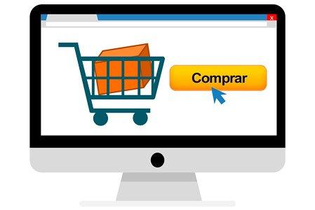 Tener una página web para comprar