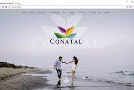 Página web CONATAL