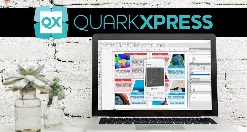 programa de autoedicion quarkxpress maquetacion