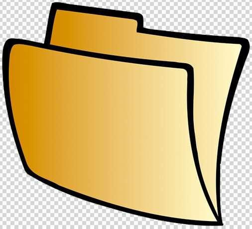 Icono para cambiar los iconos de las carpetas