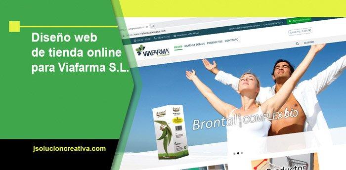 Viafarma productos para farmacias y particulares