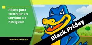 Contratar servidor en hostgator Black Friday 2018