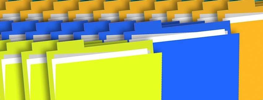 Sistema de archivos y carpetas del SO