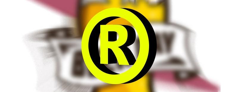 Registra una marca o logotipo de forma fraudulenta