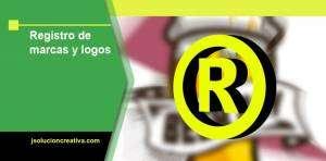 Registro de una marca o logotipo