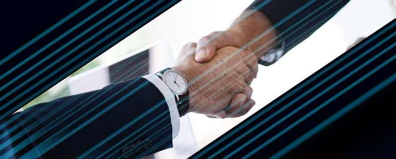 Acuerdo con profesionales para el diseño de paginas web para empresas