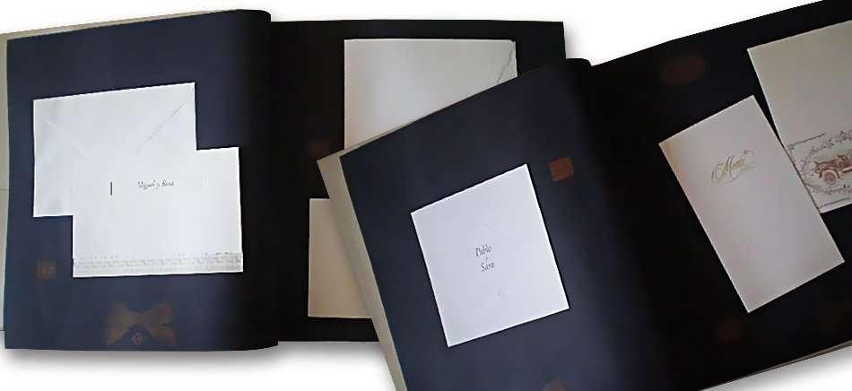 Catálogos de invitaciones de boda