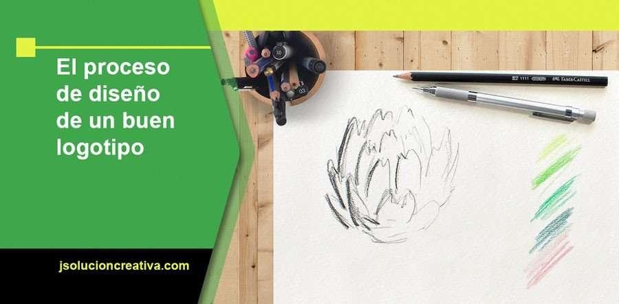 El proceso de diseño de un buen logotipo o marca