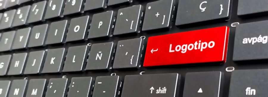 teclado especial para diseñadores de logotipos
