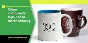 como combinar tu logo con tu mercandising