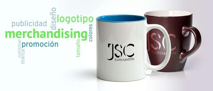 como combinar tu logotipo con tu merchandising