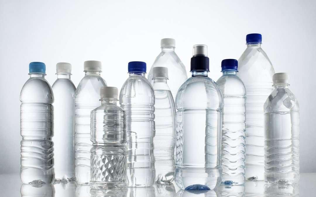 botellas sin etiquetas